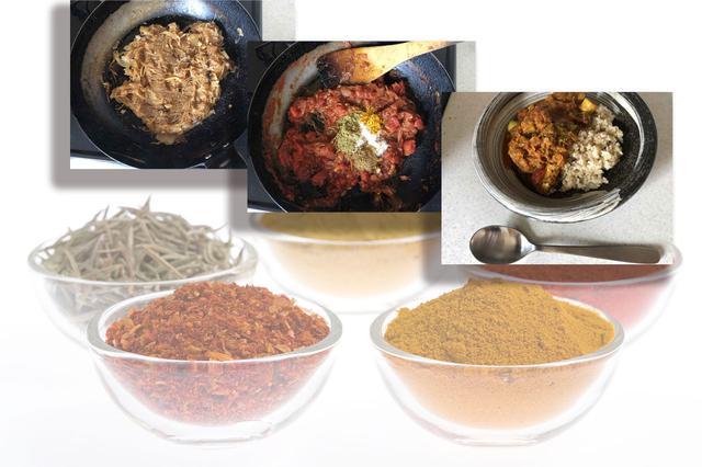 カレー スパイス 基本 3 種