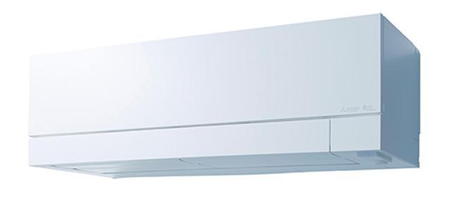 画像: MSZ-FZ4020S 【室内機】幅890㎜×高さ285㎜×奥行き358㎜ 【室外機】幅840㎜(配管カバー部+62㎜)×高さ802㎜×奥行き376㎜
