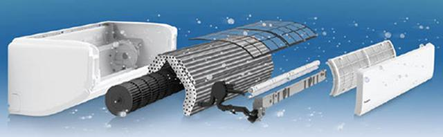 画像1: 温度や間取りなどの情報を解析して最適に空調