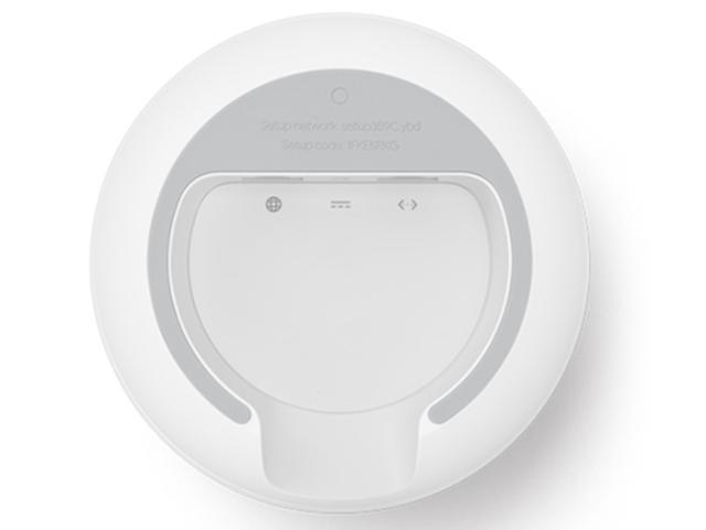 画像: Wi-Fiルーターはレンタルルーターを接続するための「WAN端子」とほかの有線LAN機器をつなぐ「LAN端子」を一つ装備。拡張ポイントにはケーブル接続端子はない。