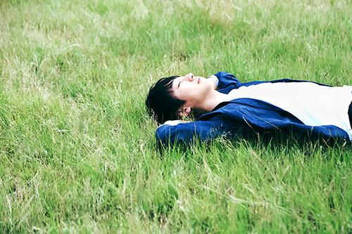 画像: 体が柔らかくなると気持ちもスッキリする。新しいストレス解消法を知った気分だ
