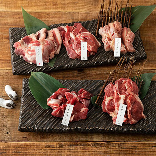 画像: 人気商品のラム肉5部位食べ比べセット www.otoshu.com