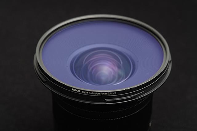 画像: Irix 15mm F2.4は95mm径のねじ込み式丸型フィルターがそのまま使えます。
