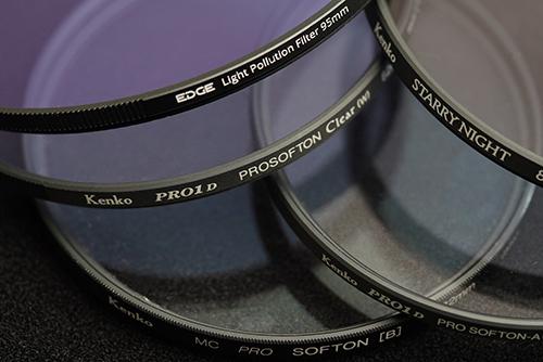 画像: 星景写真はプロソフトン+光害カットフィルターが最近の定番です。