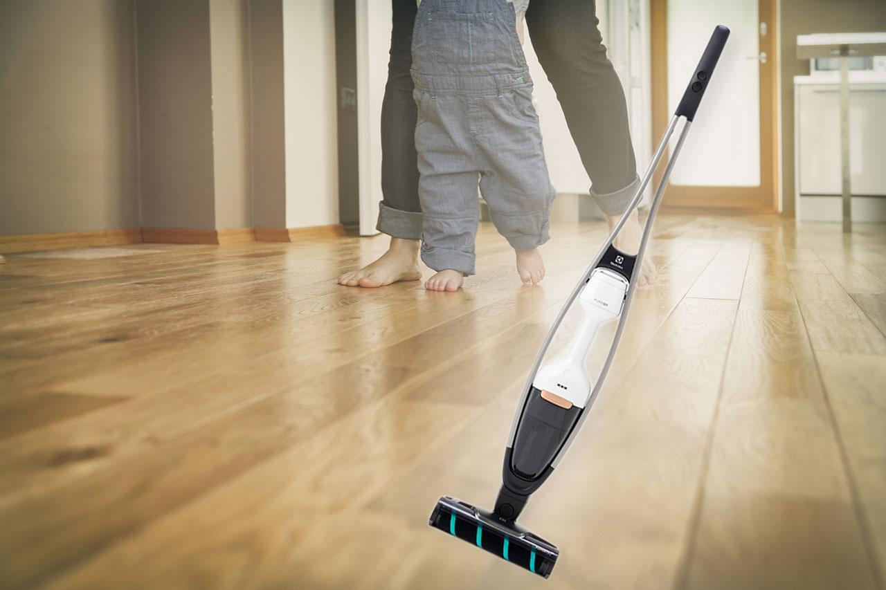 画像: 【Pure Q9】エレクトロラックスの最新スティック型掃除機をレビュー 「エルゴラピード」との比較でわかったこと - 特選街web