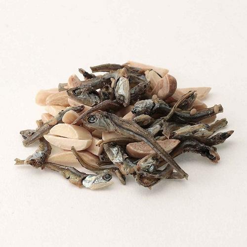 画像: 美容と健康にいい「小魚&アーモンド」は、ダイエットの強い味方 www.muji.com