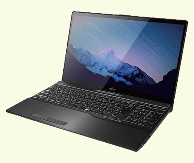 画像: パソコン ノートパソコンでもデスクトップパソコンでもOK。対応OSはサービスにより異なる。