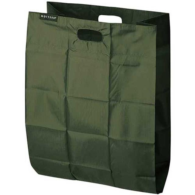 画像: カードケースのようなコンパクトサイズになるバッグ。男性にも人気 www.amazon.co.jp