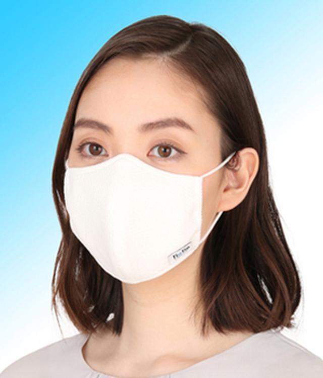 画像: TioTio®プレミアム「抗ウイルス加工マスク」