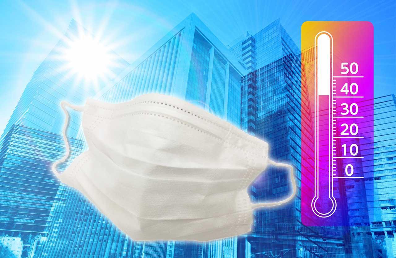 画像: 【夏用マスクのおすすめ】素材の選び方は冷感・速乾・UVカット ユニクロのエアリズムマスクや無印からも発売開始! - 特選街web