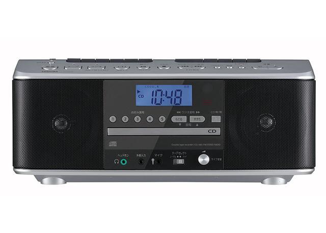 画像: TY-CDW990:CDラジオカセットレコーダー:東芝エルイートレーディング株式会社