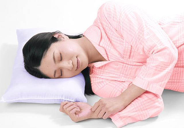 画像: ぐっすり眠るには頭寒足熱が大切!