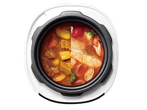 画像: 圧力調理や低温調理から炒め物、肉じゃが、カレーまでお任せ!