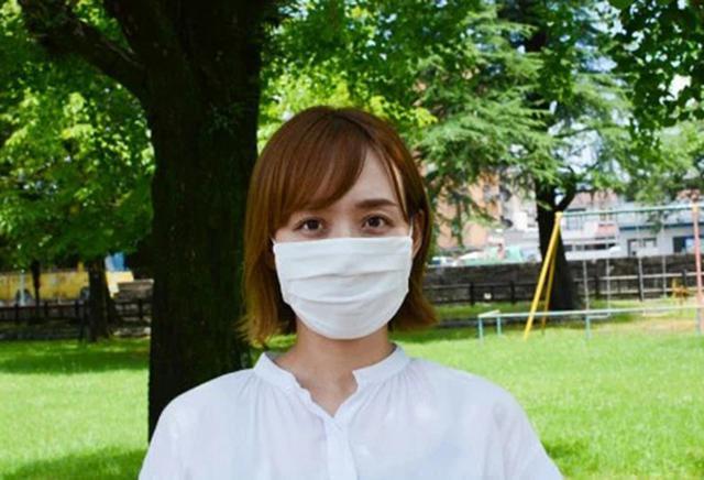 画像: 夏用涼感!繊維のプロが作ったひんやりマスク(10枚) www.furusato-tax.jp