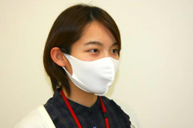 画像: フィット感抜群!水着素材のクロッツマスク2枚 (Mサイズ) furunavi.jp