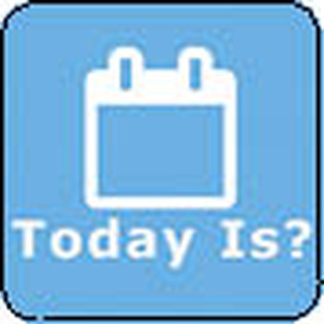 画像: 今日は何の日? 提供元:kazuhiro aonuma 無料(アプリ内での課金あり)