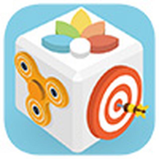 画像: Antistress (iPhone向け) / ストレス発散 (Android向け) 提供元:CONTENT ARCADE 無料(アプリ内での課金あり)