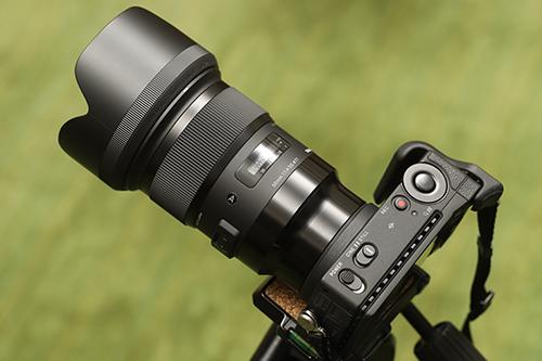 画像: 今回、撮影に使ったうちの1台であるSIGMA fp。レンズ交換式の大型デジカメでなくても、デジタルカメラを1台持っていくことをおすすめします。