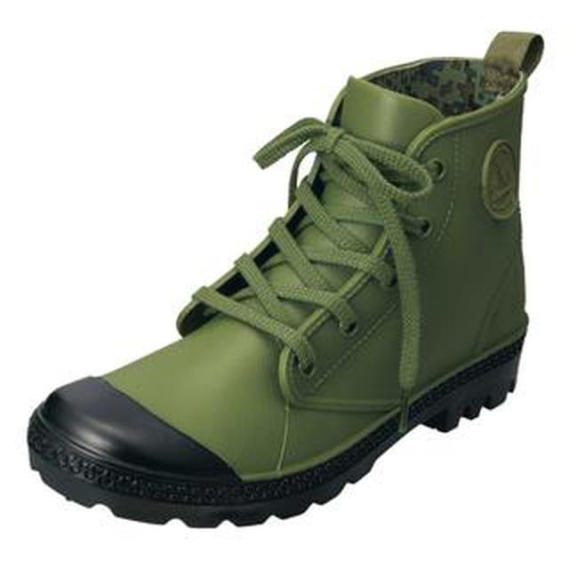 画像: 【ワークマン】スニーカータイプの長靴がおしゃれ!レディースPVC防水シューズ購入レビュー