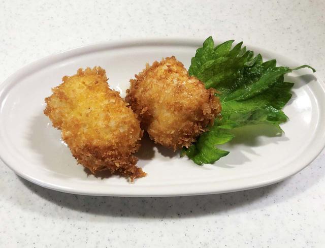 画像: 鱧カツは出来たてアツアツの美味しさが格別!