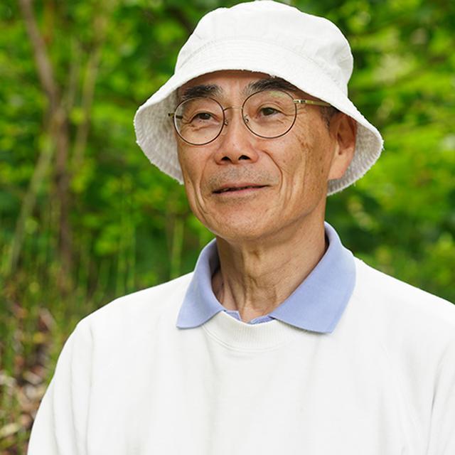 画像: 千歳市アーチェリー協会事務局長の茂木健二さん。茂木さん自身は全日本選手権などへの参加経験があるアスリートです。