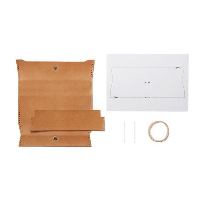 画像: 【限定製作】ホームクラフトキット ペンケース / 土屋鞄製造所