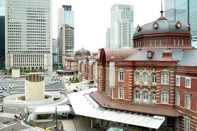 画像: 東京駅 pixabay.com