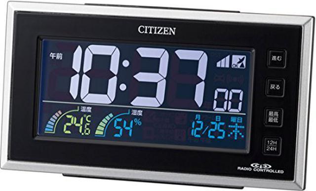 画像2: 【2019最新】電波時計のおすすめ 自動で時刻合わせ!タイプ別の選び方を紹介します!