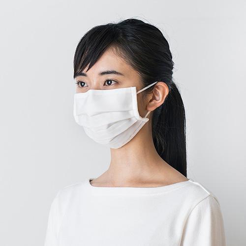 画像: 無印良品のマスク