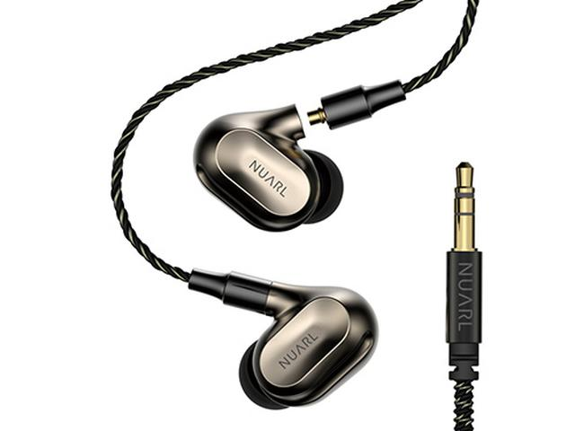 画像1: NUARL NX1 HDSS Hi-Res STEREO EARPHONE