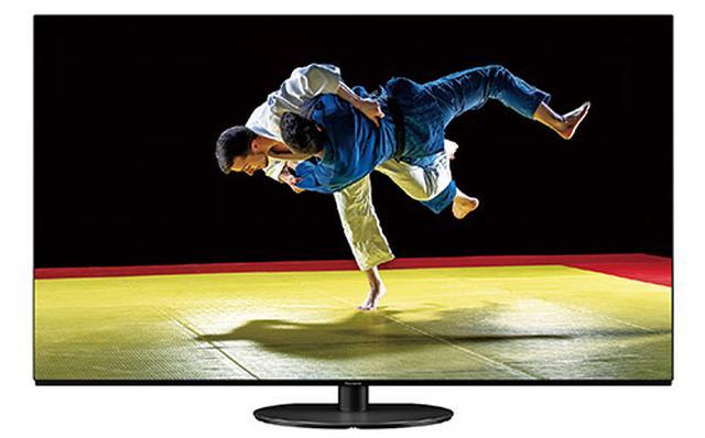 画像: 豊かな階調性や自然な色調など、画質は上級機の55HZ1800と変わらない。Dolby Vision再生時に、視聴環境も加味して最適なバランスで表示する「Dolby Vision IQ」も新たにサポートしている。
