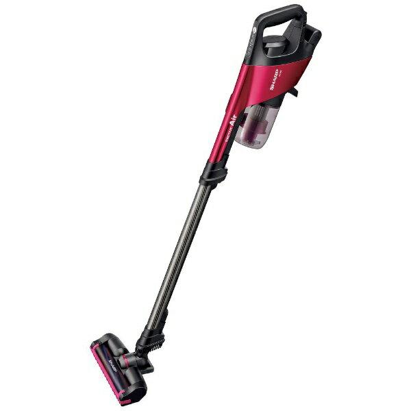 画像2: 【軽い掃除機】おすすめはシャープのコードレススティック掃除機「ラクティブエア」最新作は吸引力も凄かった!