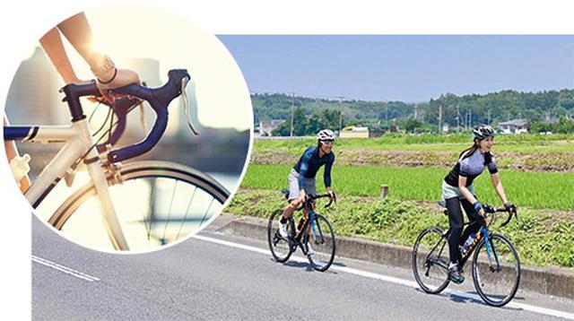 画像2: そもそもロードバイクってどんなもの? 普通の自転車とどんなところが違う?