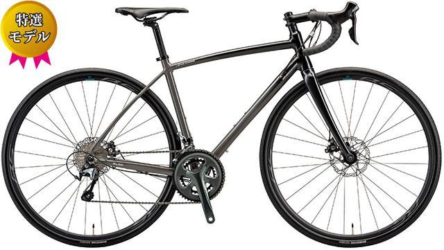 画像: フレーム:アルミ タイヤ:700×32C 重量:10.0㎏(480㎜サイズ) 写真のセレクトカラー:Fade Style - SG ストーングレー