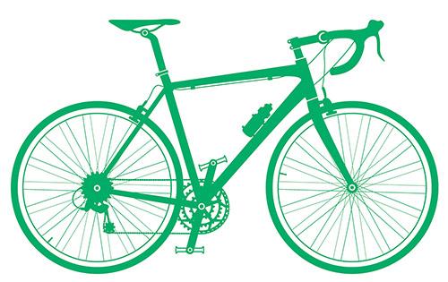 画像1: そもそもロードバイクってどんなもの? 普通の自転車とどんなところが違う?