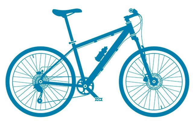 画像: *クロスバイク:和製英語。オフロード(未舗装路)用のマウンテンバイクとオンロード(舗装路)用のロードバイクを融合させた自転車。クロスオーバーバイク。