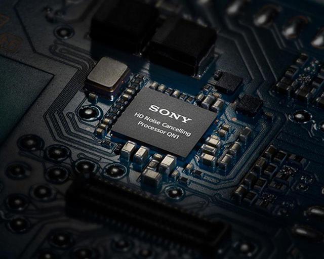 画像: 高音質ノイズキャンセルプロセッサー「QN1」。