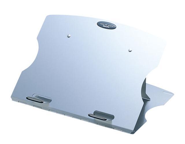 画像: 持ち運びにも対応する便利な折りたたみ式スタンド www.sanwa.co.jp