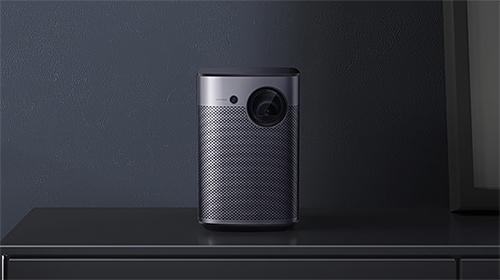画像: 最高800ANSIルーメン、フルHD(1080p)の高画質、Harman Kardonスピーカー、Android TV搭載のポータブルプロジェクター  『XGIMI Halo(ジミー ハロ)』 - +Styleショッピング