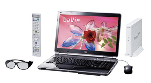 画像: 2011年発売のNEC製ハイスペックA4ノートパソコン「LL970/DS」。CPUにはハイエンド級のCore i7を備えるなど、当時は正真正銘の高性能モデルだった。しかし、本機搭載のCore i7は第2世代のため、最新の第10世代と比べると処理性能はエントリーCPUのCore i5にも満たない。 www.nec.co.jp