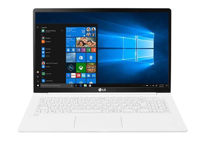画像: 2018年発売のLG製A4ノート「LG gram 15Z980-GA55J」では、第8世代のCore i5プロセッサー(Core i5-8250U)を採用。最新の第10世代と比べても処理性能はさほど遜色はないので、中古といえども動作に不満を感じることはそうそうないはずだ。 www.lg.com