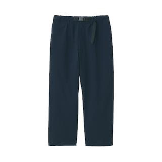画像: 【無印良品】UVカットイージーパンツ購入レビュー!きちんと感と履きやすさを兼ね備えた優秀ボトム