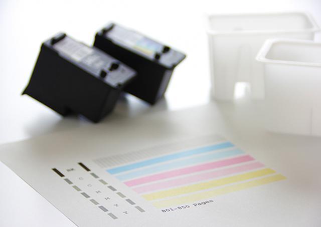 画像: 「写真再現」で発達したインクジェットプリンター