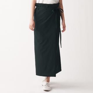 画像: 【無印良品】1枚布のスカート「ロンジー」が細見え&脚長効果抜群!見た目以上に動きやすくて子育てママにもおすすめ