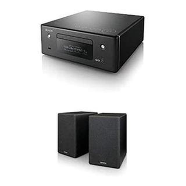 画像1: デノンのミニコンポ「RCD-N10+SC-N10」の音質をプロが評価!CD・ハイレゾ再生は実に高品質