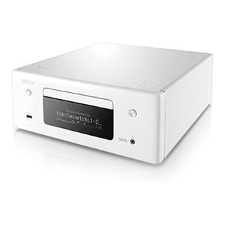 画像2: デノンのミニコンポ「RCD-N10+SC-N10」の音質をプロが評価!CD・ハイレゾ再生は実に高品質