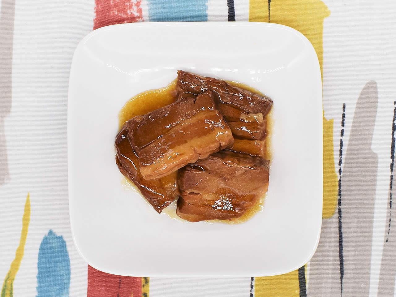 画像: 自分好みにアレンジするのもアリ!「じっくり煮込んだ豚角煮」