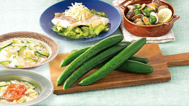 画像: 【きゅうりレシピ】温めると血流向上&水太り解消に役立つ!おいしくって体に優しいキュウリ料理を紹介 - 特選街web