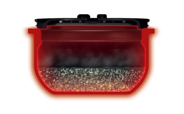画像: 土鍋ご泡火炊き JPL-A100