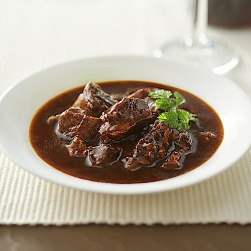 画像: 世界の煮込み 牛肉の赤ワイン煮